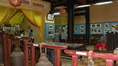 Bảo tàng lịch sử văn hóa Hội An