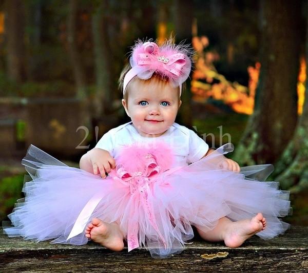 đầm công chúa cho bé gái