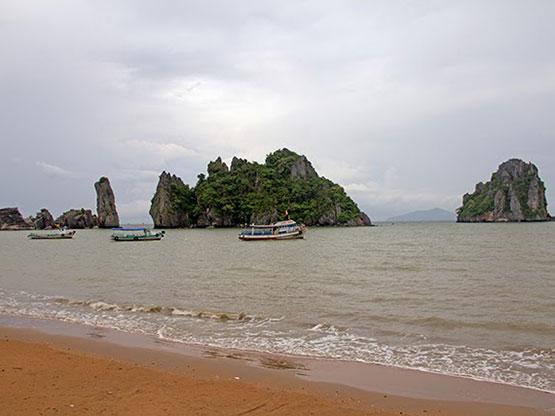 Hang Gia Long ở Hà Tiên